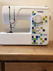 Sewing Machine Brother LS14 brand new