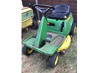 John Deere 68 ride on mower spares repair