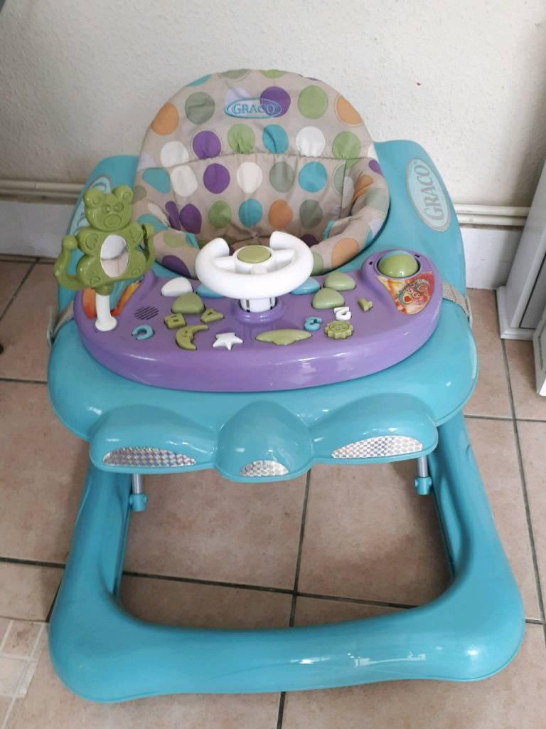 Graco baby walker nr3