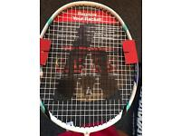 Wanted stringing machine/badminton/tennis