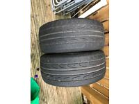 Bmw 3 serie m sport tyres