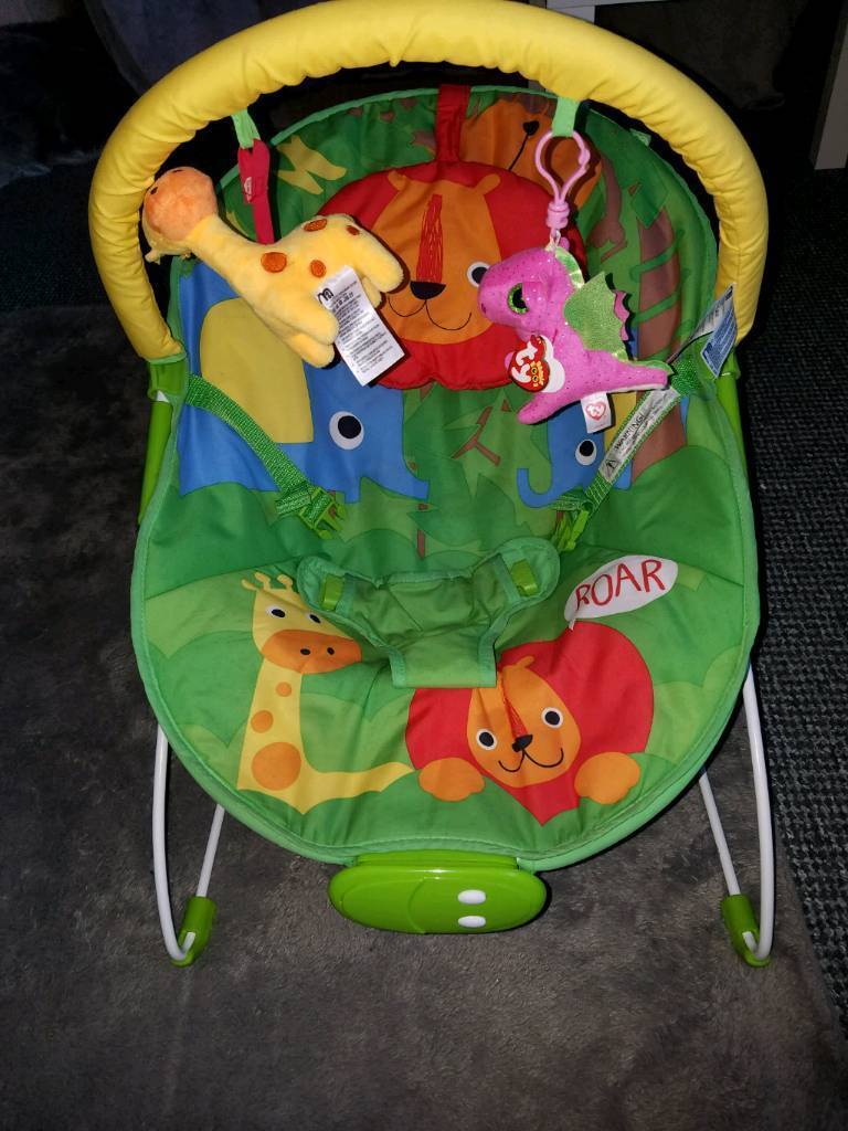 6723559a1 Baby bouncer and play mat
