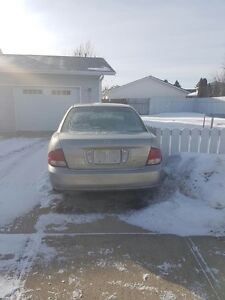 2003 Nissan Sentra *Active Title* (Parts or for mechanics)