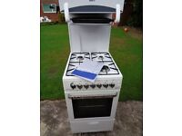 BEKO Gas Cooker High Level Grill