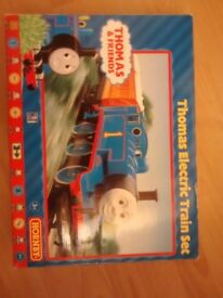 Hornby Thomas the tank electric set