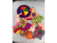 Dog/ Puppy Toys - SOLD
