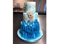 Cake decorator/ Cake artist