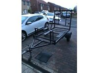 Motobike/quad/buggy trailer