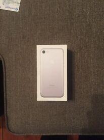 Apple iphone 7, 32GB, brand new.