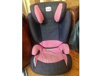 Britax Romer Isofit Car Seat