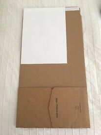 76 Corrugated Cardboard Packaging Sheets