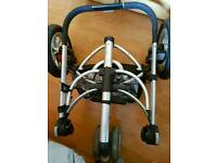 Quinny buzz with pram top and stroller seat