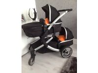 Double buggy isafe tandem