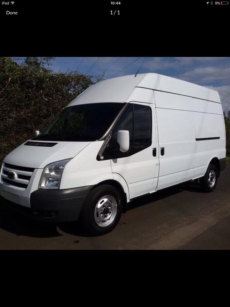 2010 ford transit parts breaking bcg