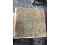 Milliken Floor Tiles 500mm x 500mm £25 each box (20 tiles per box) x2
