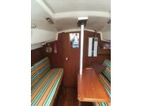 Sailing - Pegasus 800 yacht and Trailer