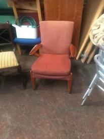 Parken Knole Retro Chair