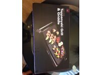 Andrew James teppanyaki grill and griddle
