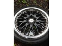 5x112 alloys fit vito and others