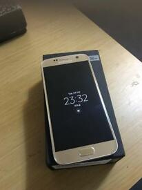 Samsung Galaxy s7 32gb Gold Unlocked boxed