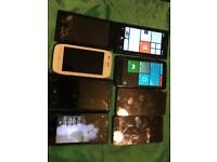 Nokia Smartphones Job Lot 8