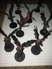 Warhammer 40k dark eldar/drukhari