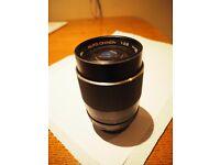 Pentax, Ziess, Chinon, Pentacon 35mm Lenses