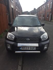 Toyota Rav 4 in absolute mint condition 84kmiles