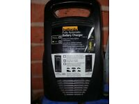 Halfords Automatic Car / motorbike battery charger - spares / repairs