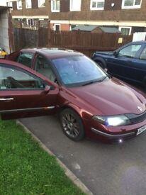 2004 Laguna 2.2 dci 150bhp 12 month MOT!!