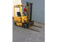 CLIMAX 2 TON FORKLIFT FOR SALE