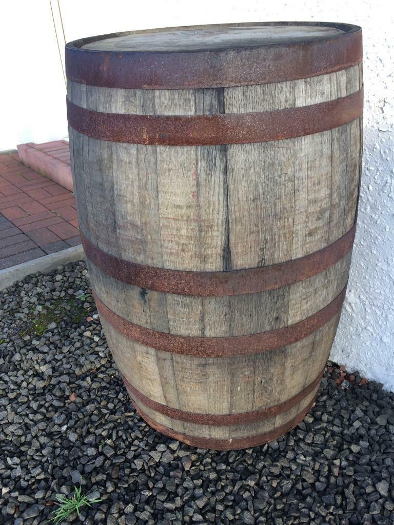 200L Whiskey Barrellsin StirlingGumtree - 200L Whiskey Barrels. 3ft tall. Ideal for tables, dog kennels, man caves etc. Can deliver. Contact me on 07818187201