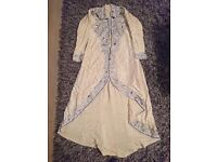 Ladies asian ready made suit hardly used in good condition