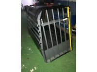 'Safe Dog' Car Crate (Single Large - Ideal for larger dogs in good condition)
