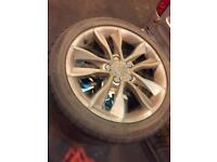 "17"" Audi A3 Bluemotion Alloys 5x112"