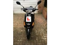 Direct Bikes 50cc Moped