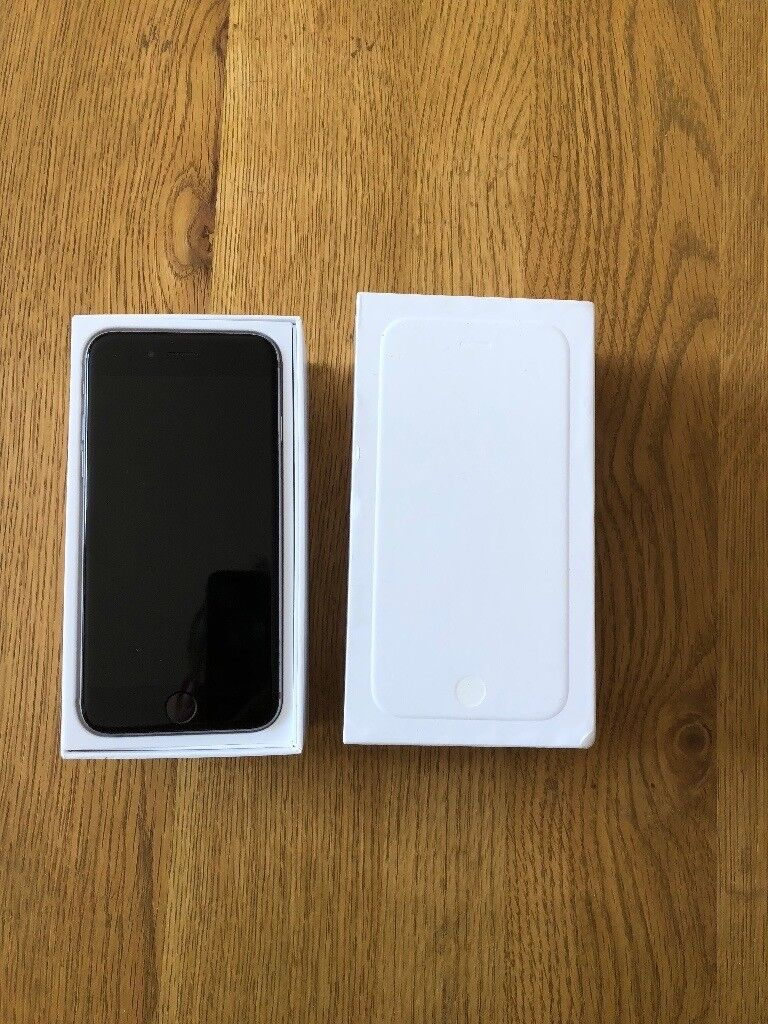 Apple Iphone 6 With Box Instructions And Charger In Bexleyheath