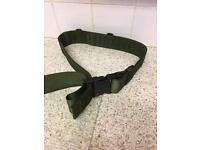 Army cadets belt never worn
