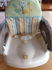 Summer Infant 2 Level Booster Seat