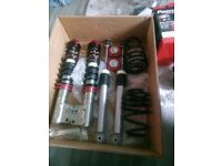 Clio Direnza coilovers
