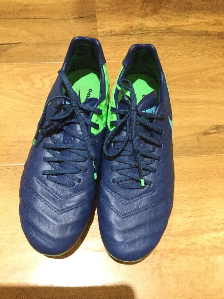 timeless design 064ce c71cb NIKE TIEMPO LEGEND VI ACC FG BOOT UK 6 - immaculate condition, only worn 3  times | in Kings Lynn, Norfolk | Gumtree