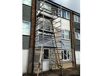 Aluminium Scaffold tower scaffolding