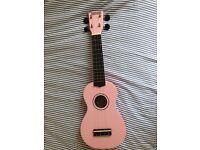 Ukelele - Mahalo - pink £15