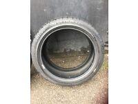 Snow masters tyres