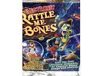 Electron Rattle me bones game