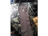 Men's grey trousers w30xL31