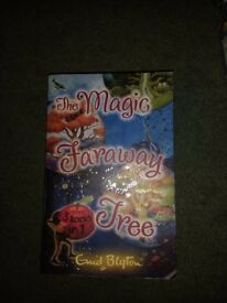 The magic Faraway Tree book