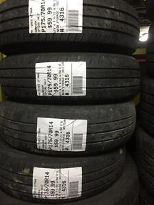 175/65/15 Hankook Optimo H417 Allseasons tires