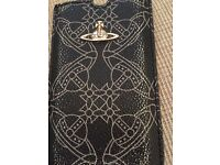 Authentic Vivienne Westwood IPhone 5 cover,little bit worn but still fab! £5 only!!!