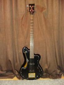 Italia Imola Bass Guitar.
